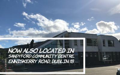 New location in Sandyford