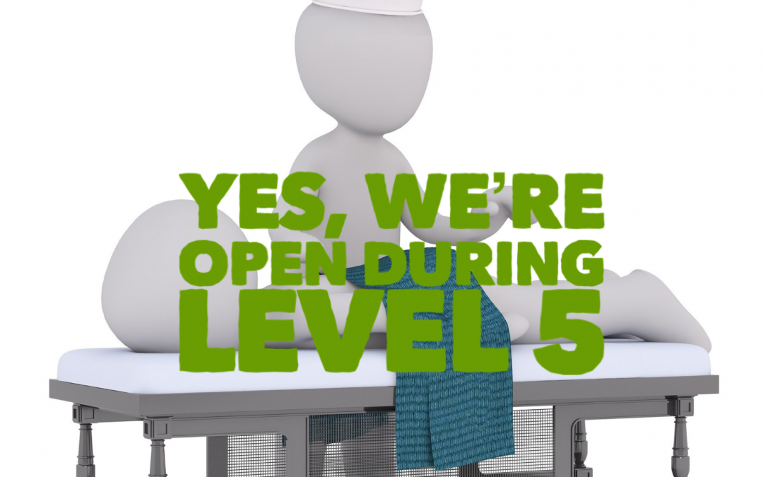 Level 5- Open as usual